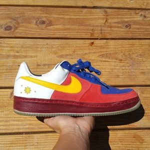 Rare Nike Air Force 1 Insideout Priority Filipino